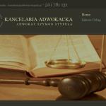 Kancelaria Adwokacka Adwokat Szymon Stypuła