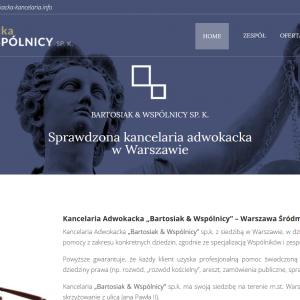 Kancelaria Adwokacka Bartosiak & Wspólnicy