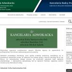 Kancelaria Adwokacka - adwokat Stanisław Dek