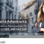 Kancelaria Adwokacka Marta Hotek-Nida